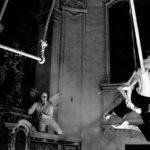 Circo aerial dance