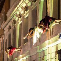 Vertical dance per la Bottega del Terzo settore