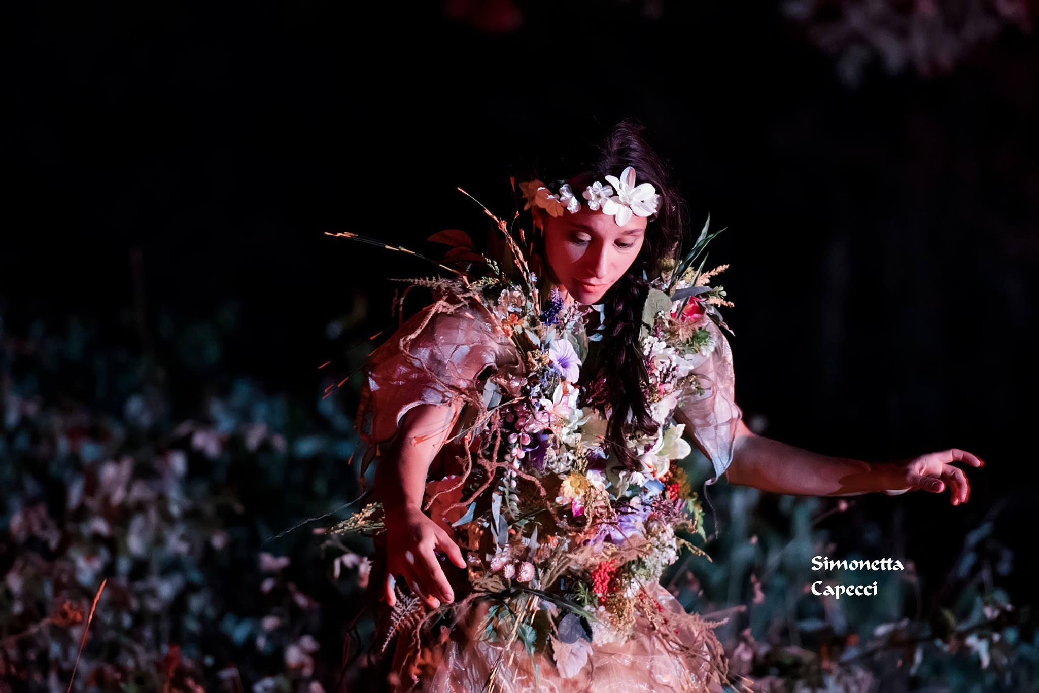 La Fata dei boschi